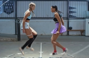 New Rogues Shoes Film Features a Stylish Session of Double Dutch