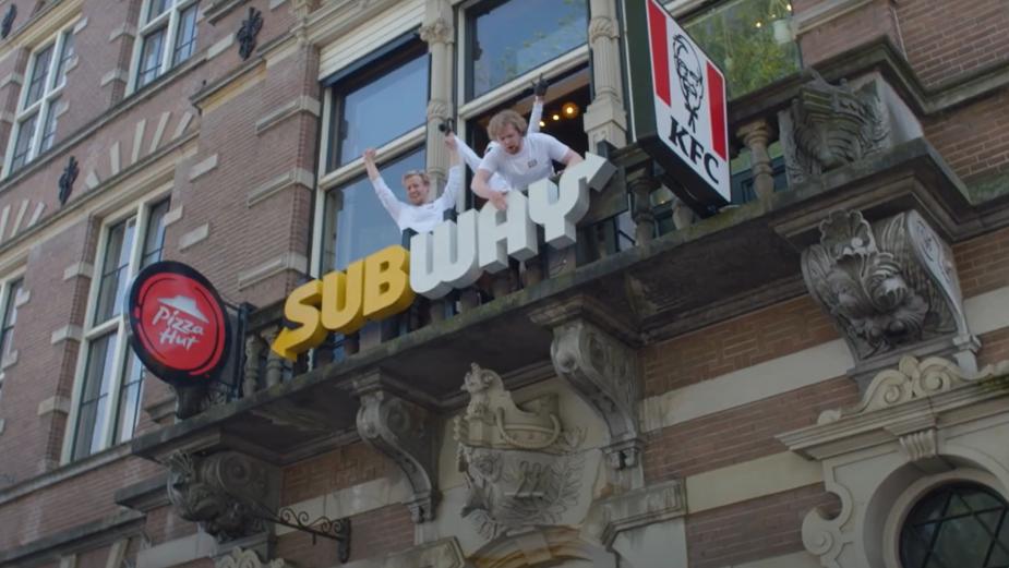 Guerrilla Stunt Sees Lay's Open a Non-Restaurant on Uber Eats