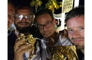 Grey Group Celebrates Success with 113 Cannes Lions