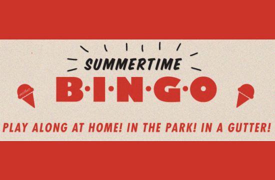 Mother Calls 'House' for #summertimebingo
