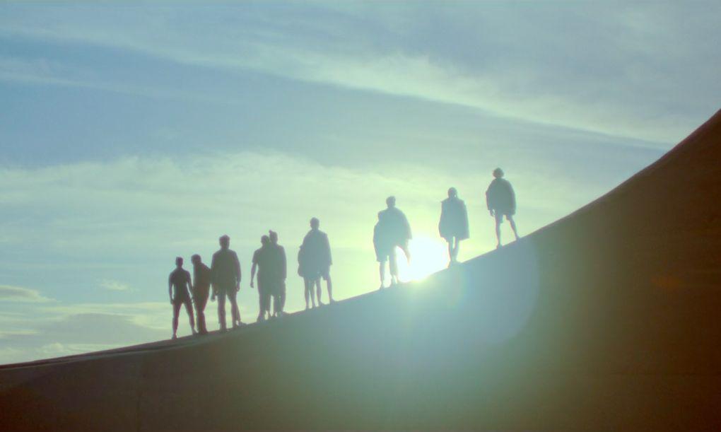 'Sunseekers' Embark on an Urban Adventure in Fashion Film for AlphaTauri