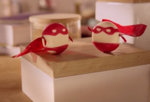 Daring Dairy Superheroes Star in Y&R Paris' New Mini BabyBel Campaign
