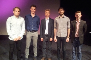 Waterloo Film Score Competition Champions Composers of the Future