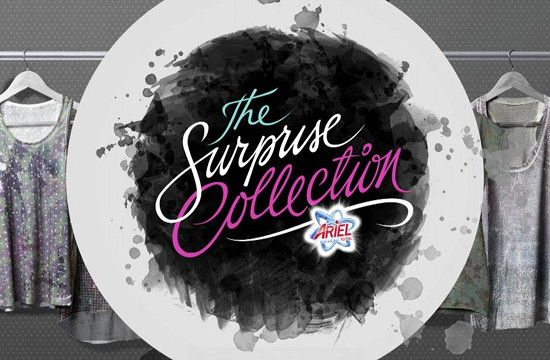 Agencia Africa's 'Surprise Collection' for Ariel