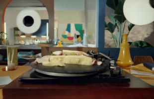 Mother Takes Us on a Surreal Journey of Cheese for Castello Tickler