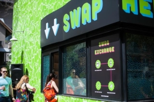 Swap Your Swag at SXSW with Hershey's TAKE5 Exchange