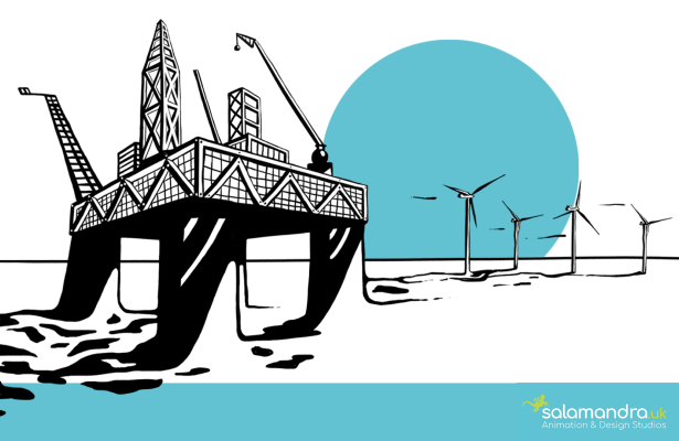 How Visual Communications Can Aid in the Oil and Gas Energy Transition