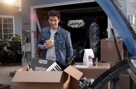 'Old MacDonald' Rhyme Gets Twisted in Taco Bell's Latest McDonald's Dig