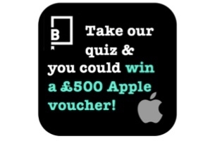Enter the LBB Feedback Quiz to Win a £500 Apple Gift Card