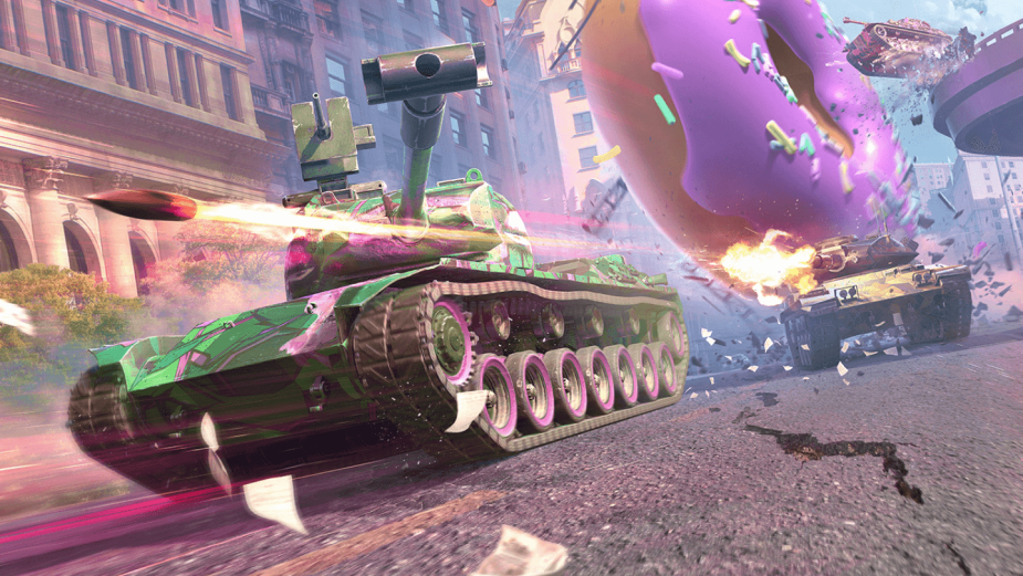 Wargaming Mobile Studio MS-1 Appoints Waste to Develop Brand Strategy for New Game Launch