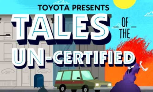 """Saatchi LA Wins 2014 Illustration Award For """"Tales Of The Uncertified"""""""
