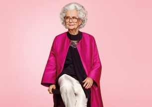adam&eveDDB's New Harvey Nichols Film Features First Centenarian Model in Vogue
