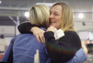 Tesco Ireland Makes Us Tear Up with Touching In-store Activation