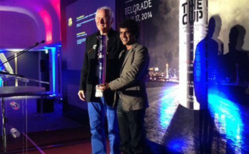 Taproot India Wins The 2013 Grand CUP For 'I Am Mumbai'
