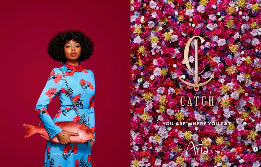 Trendy Meets Tasty in McCann New York's Campaign for Restaurant CATCH Las Vegas