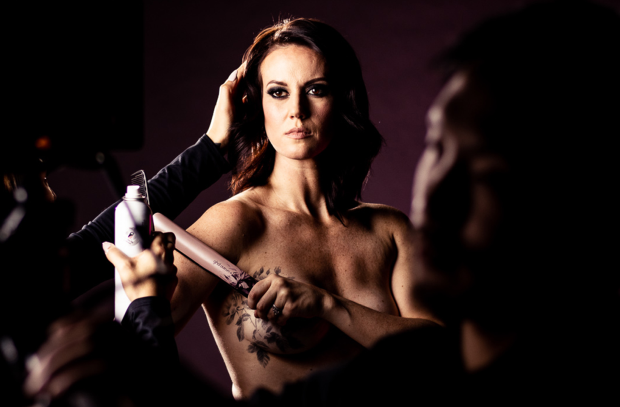 ghd Debuts 'My Tattoo, My Story' for 15th Annual 'Pink' Charity Campaign