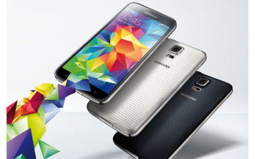 Taylor James Work On Latest Samsung Galaxy S5 Ad