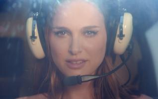 Natalie Portman's Wedding Escape in Anton Corbijn's Commercial Debut