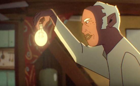 Incandescent and Indestructible: 'La Francophonie' Shines in Vivid Animation