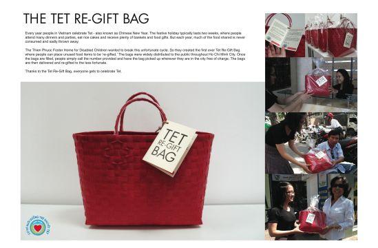 TBWA's Tet Re-Gift Bag