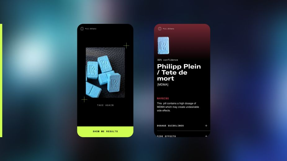 Pill-iD Is a Life-Saving Phone App Developed to Scan MDMA Pills