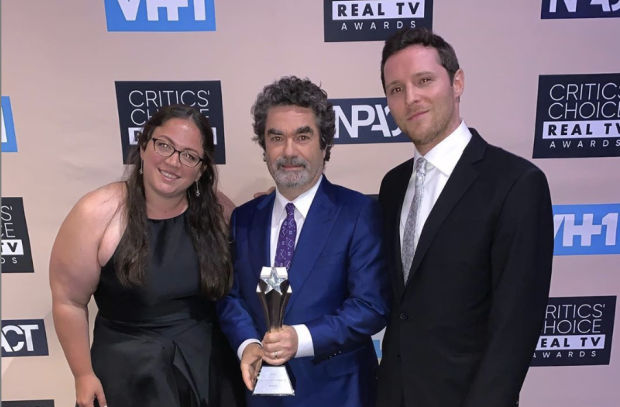 'Conversations with a Killer: The Ted Bundy Tapes' Wins at Critics' Choice Real TV Awards