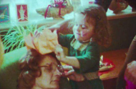 Tesco's Nostalgic 'Family Christmas' Ad