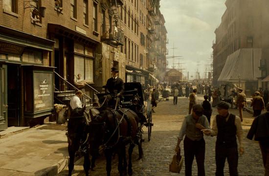 Freefolk Delivers VFX on New Netflix Release 'The Alienist'