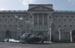 One of Us Turns Back the Clock With Intricate VFX for Netflix's The Crown
