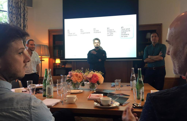 Splash's Thinkfast Event Series Visits Amsterdam, Aims for Cannes