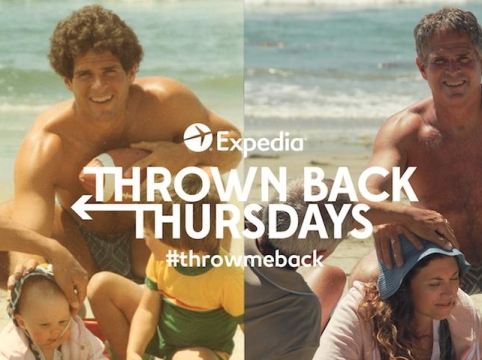 How Expedia Can Take You to Your Favourite #ThrowBackThursday