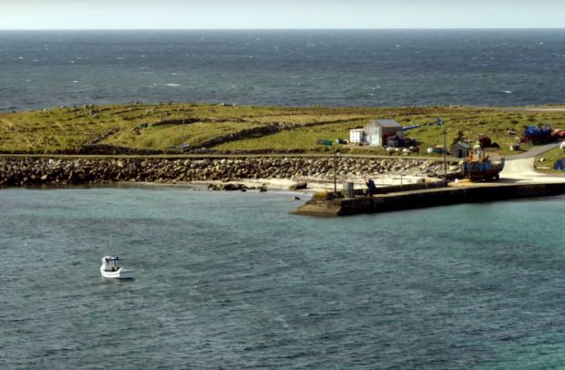 A Remote Irish Island Is Now the World's 'Most Connected' Thanks to Three