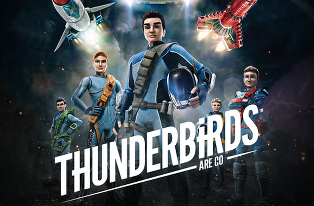Manners McDade's Nick Foster Scores 'Thunderbirds Are Go' Soundtrack
