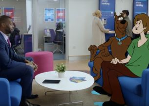 Zoinks! Scooby and the Gang Are Latest to Feature in New Halifax Ad