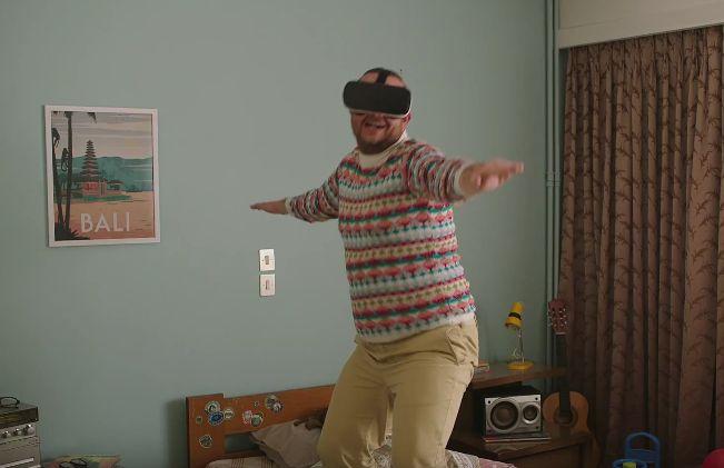TBWA\RAAD Dubai Pokes Fun at VR in Latest Campaign for Dnata Travel
