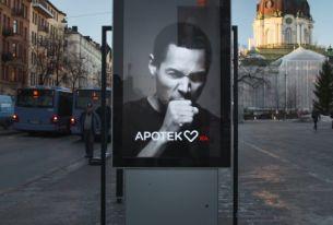 Åkestam Holst's Coughing Billboard Highlights the Risks of Smoking
