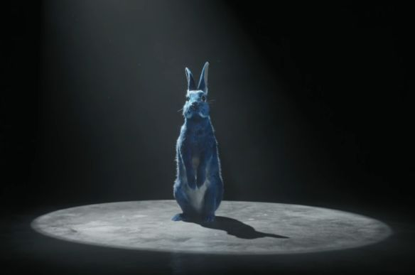 Follow the Fully CG Rabbit in Impressive New O2 Spot from The Mill and VCCP