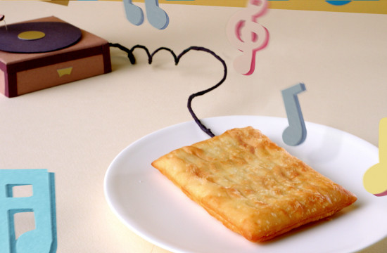 Molly Schiot Brings Toaster Strudels to Life