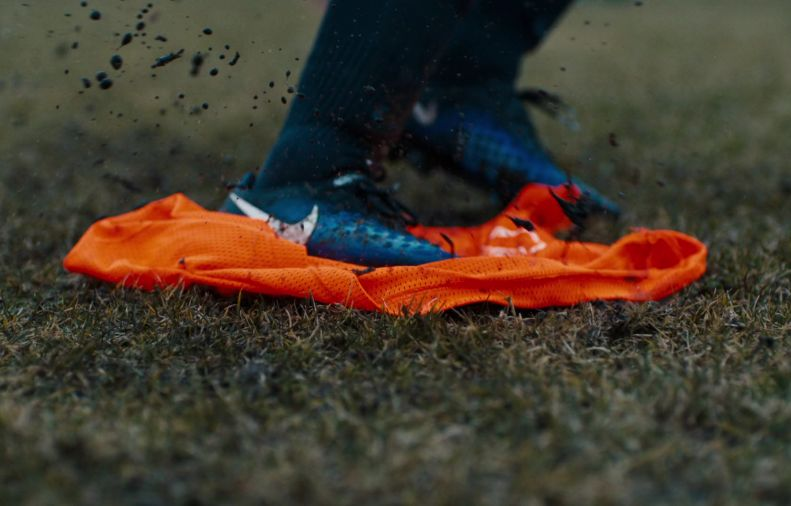 Your Shot: The Sports Training Vest Isn't So Humble in This Epic ING Ad