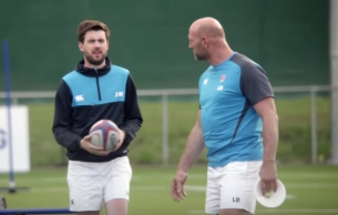 Jack Whitehall Gets Schooled on Rugby for Latest Samsung Campaign