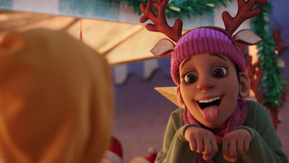 Teenager Rediscovers His Inner Child in Touching McDonald's Christmas Spot  | LBBOnline