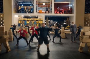 New Amazon Prime Ad is a Broadway Extravaganza