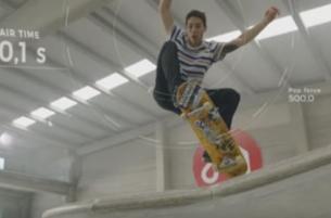 McCann Madrid's Syrmo Smart Pad Helps You Become a Kick-ass Skateboarder