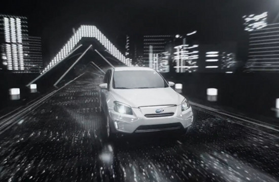 Stardust drives VFX for Toyota