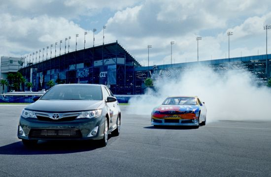 Brickyard delivers for Toyota