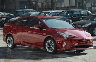 All New Toyota Prius Stars in Thrilling Caper for Super Bowl 50