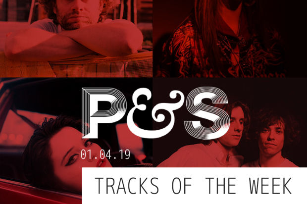 Pitch & Sync's Tracks of the Week   01.04.19