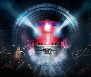 We Are Pi & Desperados Turned A Train Into A 10 Tonne Drum With DJ Powerhouse and Mount Kimbie