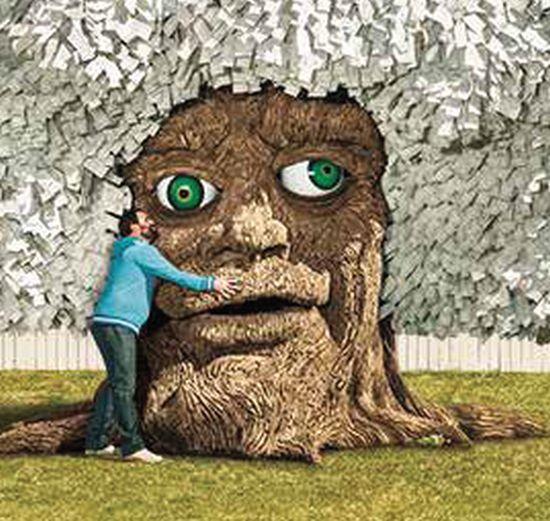StubHubs Terrifying Ticket Oak Is Back In Campaign By Duncan/Channon