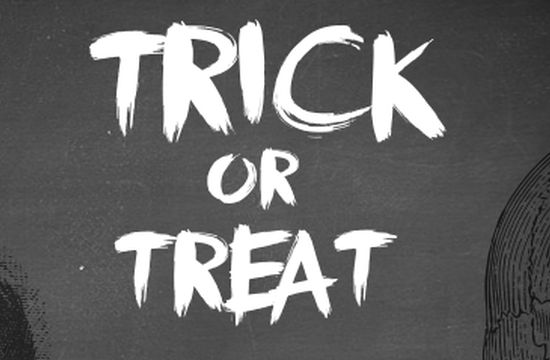 Brave's Halloween 'Trick or Treat' Experiment